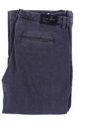 Jacob Cohen Trousers Palazzo Trousers - Black