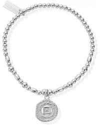 ChloBo - Cherabella Root Chakra Bracelet - Lyst