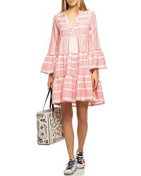 Devotion Ella Dress Pale - Pink