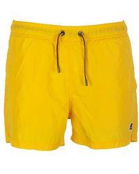 K-Way Kway Swimwear Yellow