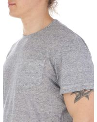 Brooksfield Cotton T-shirt - Blue