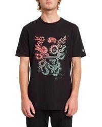 Volcom | Pangeaseed T-shirt | Black