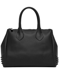 Gum Fourty Large Handbag Studs - Black