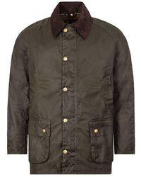 Barbour Ashby Jacket - Olive - Green