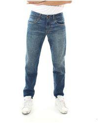 People Men's M031130a470l31 Blue Cotton Jeans