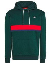 adidas Originals Samstag Hoody - Green