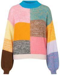Stine Goya Adonis Multi Knit - Multicolour