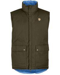 Fjallraven Fjallraven Down Vest No. 6 Dark Olive - Green