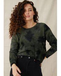 Bella Dahl Slouchy Sweater - Multicolour