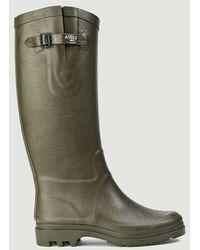 Aigle Eagletine Boots 2 Khaki - Green