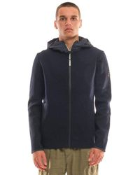 Ecoalf Jacket For Capitello 161 - Blue