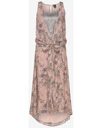NÜ Delia Floral Dress - Multicolour