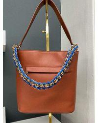 Paul Smith Bucket Bag Tan W1a-6345-fbraid-62 - Brown