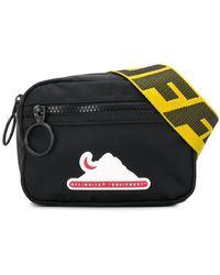 Off-White c/o Virgil Abloh Equipment Logo Bum Bag Fanny Pack - Black