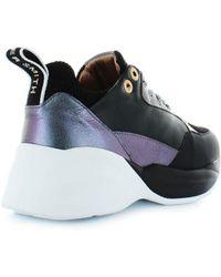 Alexander Smith - Black Iride Sneaker - Lyst