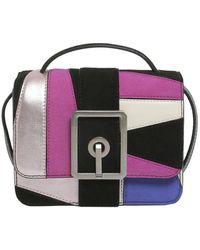 Rebecca Minkoff Women's Hf17fthx88974 Black Leather Handbag