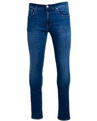 Department 5 Department5 Jeans - Blue