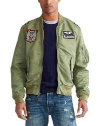 Polo Ralph Lauren Jacket 001 710769685 Military - Green