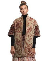 Pierre Louis Mascia Kimono For Revada Kimono 121758 - Brown
