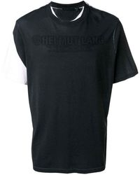 Helmut Lang - T-shirts And Polos - Lyst