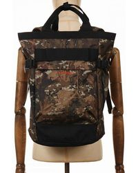 Carhartt Wip Payton Carrier Backpack - Camo Combi Size: One Size, Colo - Green