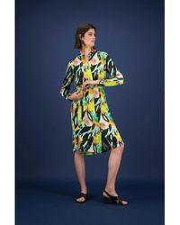 POM Amsterdam Flower Play Dress - Multicolour