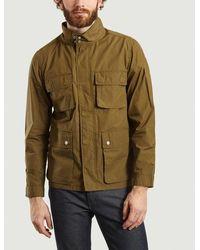 Aigle Nepeta Jacket Khaki - Green