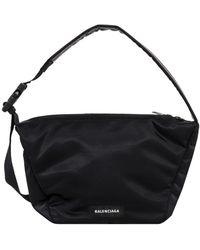 Balenciaga Shoulder Bag - Black
