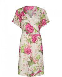 Mos Mosh Tacy Rose Dress - Pink