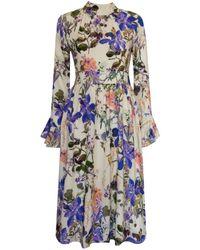 Ukulele Sienna Dress - Blue