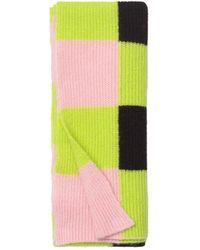 Stine Goya Orphea Scarf - Checks - Multicolour