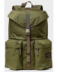Filson Ripstop Nylon Backpack - Green