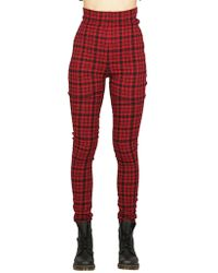 Philosophy - Trousers In Red - Lyst