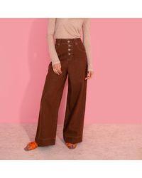 L.F.Markey L.f. Markey Wilder Jeans - Brown