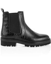 Marc Cain Chunky Chelsea Boot - Black