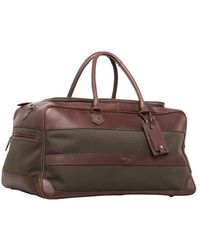 Dubarry Durrow Leather Weekend Bag - Green