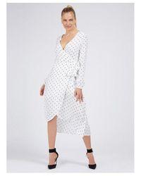 Guess Baja Dress Colour: /black - White