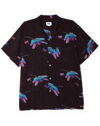 Obey Dragonfly Shirt - Black