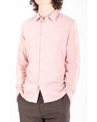 Delikatessen Shirt / Feel Good / Red - Pink