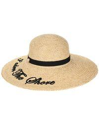 Ted Baker - Women's Off Duty Mermaid Sun Hat - Lyst