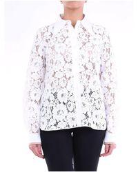 N°21 Shirts Blouses - White