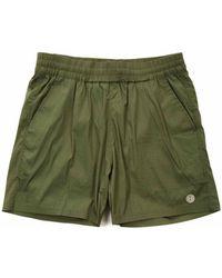 Deus Ex Machina Glide Swim Shorts - Clover - Green