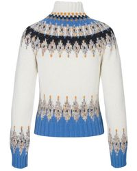 Stine Goya Justin Sweater - White