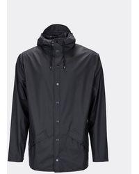 Rains Jacket 1201 Jacket - Black (unisex)