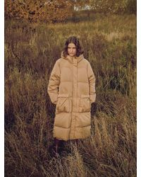 B.Young Bycristel Coat Tannin - Brown