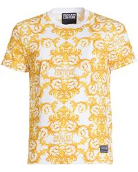 Versace Jeans Couture T-shirt - Yellow