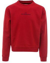 Maison Margiela - Cotton Sweatshirt - Lyst