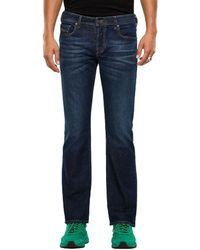 DIESEL Zatiny 9hn Bootcut Jeans - Dark - Blue