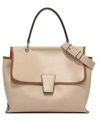 Gianni Chiarini Bags.. Beige - White