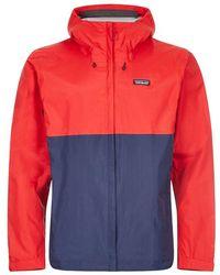 Patagonia Torrentshell 3l Jacket - Red